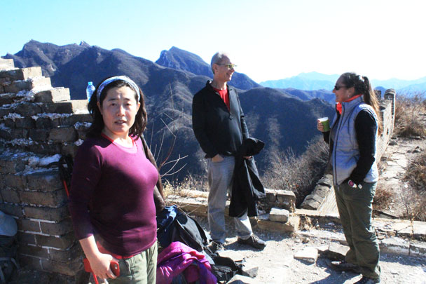 Great Wall Spur, 2017/11/11 photo #7