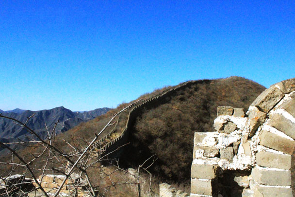 Great Wall Spur, 2017/11/11 photo #10