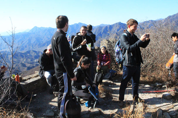 Great Wall Spur, 2017/11/11 photo #14