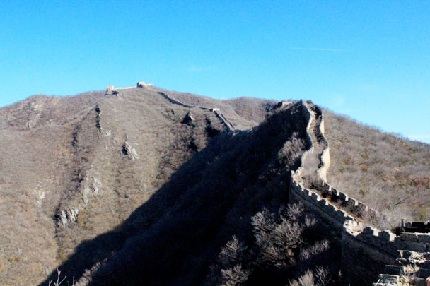 Great Wall Spur, 2017/11/11 photo #17