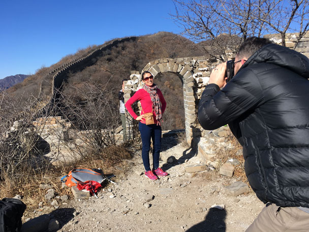 Great Wall Spur, 2017/11/11 photo #23