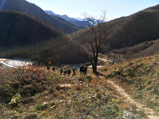 Great Wall Spur, 2017/11/11 photo #24