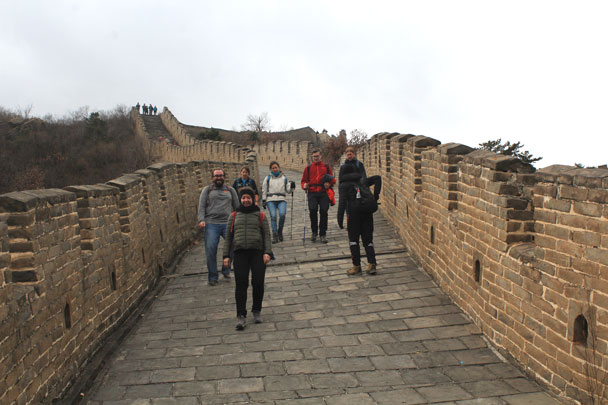 Walled Village to Huanghuacheng Great Wall, 2017/11/25 photo #35