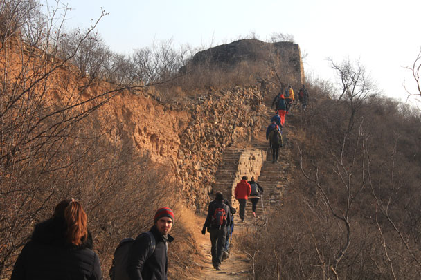 how to get to jinshanling great wall