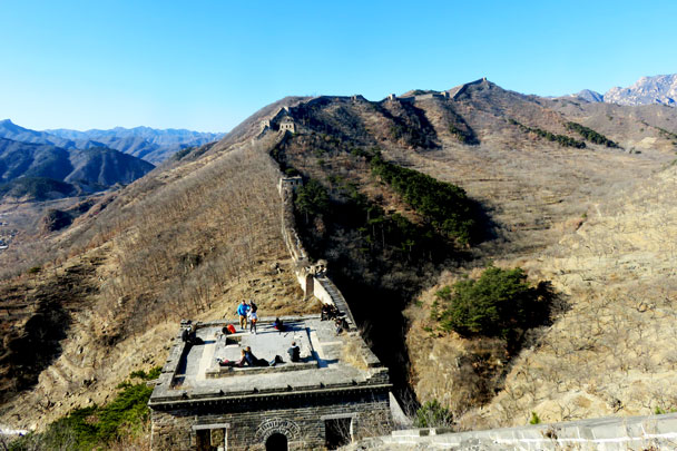 Walled Village to Huanghuacheng Great Wall, 2017/12/20 photo #10
