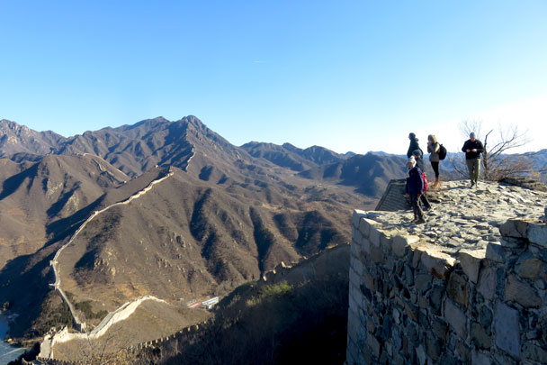 Walled Village to Huanghuacheng Great Wall, 2017/12/20 photo #13