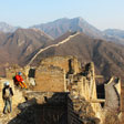 Walled Village to Huanghuacheng Great Wall, 2018/01/14