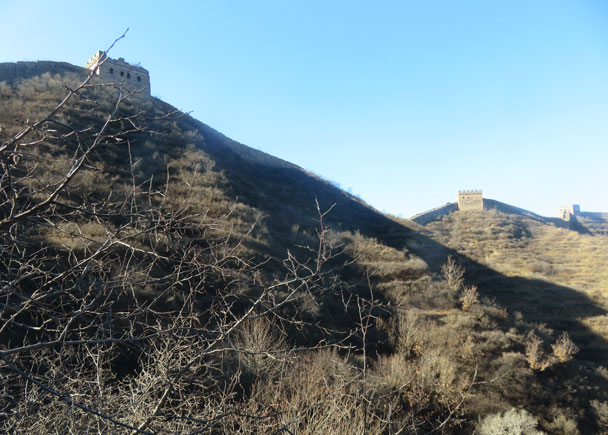 Hemp Village to Jinshanling Great Wall, 2018/01/31 photo #4