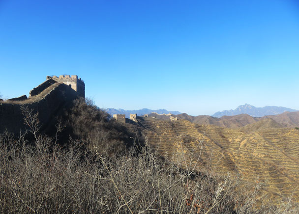 Hemp Village to Jinshanling Great Wall, 2018/01/31 photo #5