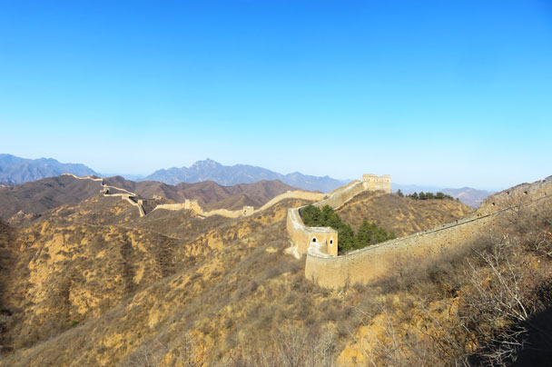 Hemp Village to Jinshanling Great Wall, 2018/01/31 photo #12