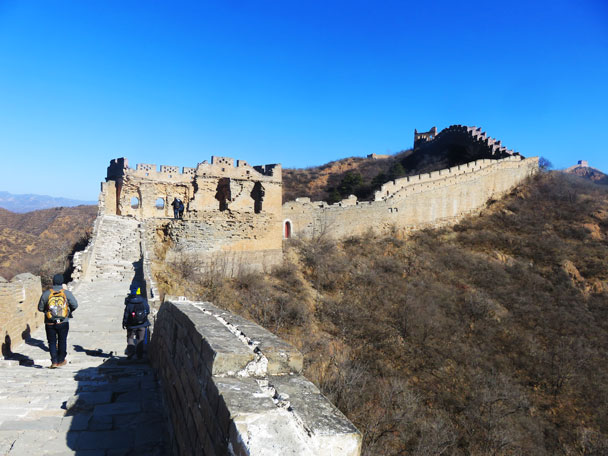 Hemp Village to Jinshanling Great Wall, 2018/01/31 photo #16