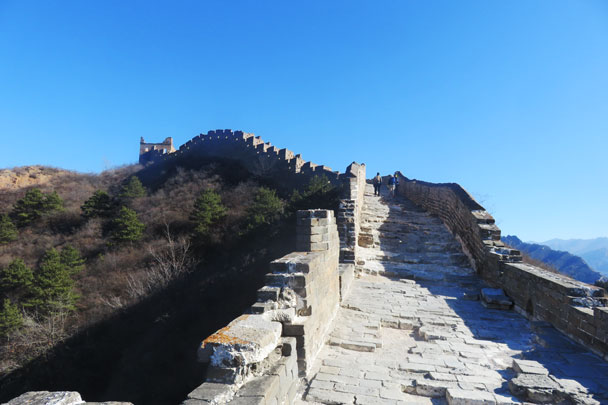 Hemp Village to Jinshanling Great Wall, 2018/01/31 photo #18