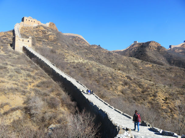 Hemp Village to Jinshanling Great Wall, 2018/01/31 photo #21