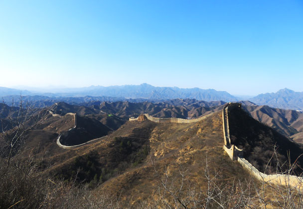 Hemp Village to Jinshanling Great Wall, 2018/01/31 photo #23