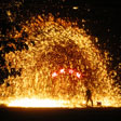 CNY Overnight Yu County's Ancient Walled Towns and Fireworks of Molten Iron, 2018/02/18
