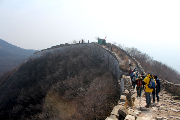 Jiankou to Mutianyu Great Wall, 2018/02/19 photo #10