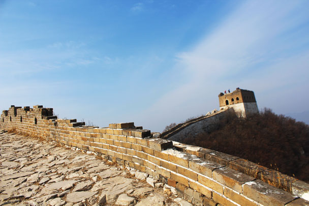 Jiankou to Mutianyu Great Wall, 2018/02/19 photo #11
