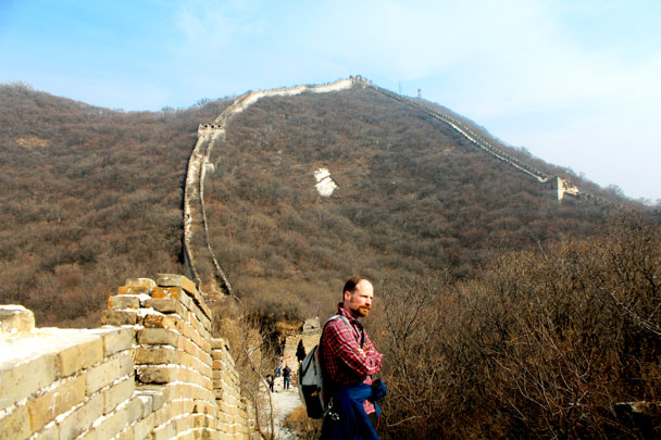 Jiankou to Mutianyu Great Wall, 2018/02/19 photo #13