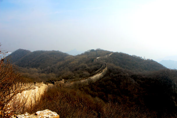 Jiankou to Mutianyu Great Wall, 2018/02/19 photo #14