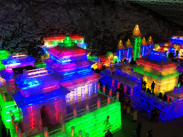 Longqingxia Ice Festival and Tang Dynasty Caves, 201802/20 photo #23