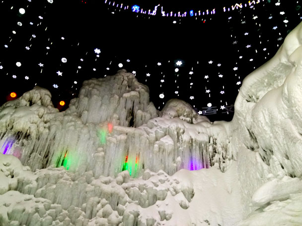 Longqingxia Ice Festival and Tang Dynasty Caves, 201802/20 photo #25