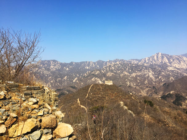 Walled Village to Huanghuacheng Great Wall, 2018/03/10 photo #12