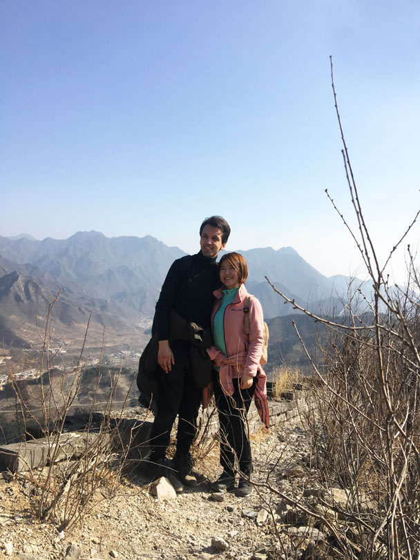 Walled Village to Huanghuacheng Great Wall, 2018/03/10 photo #17