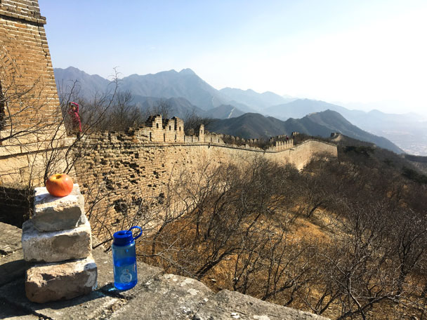 Walled Village to Huanghuacheng Great Wall, 2018/03/10 photo #19