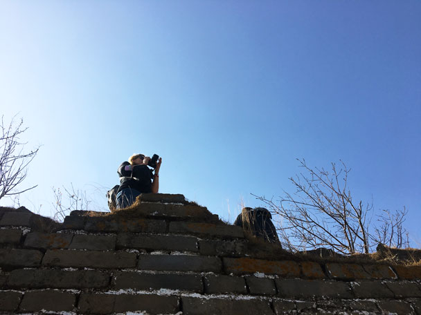 Walled Village to Huanghuacheng Great Wall, 2018/03/10 photo #20