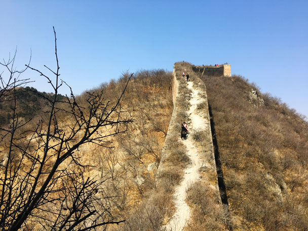 Walled Village to Huanghuacheng Great Wall, 2018/03/10 photo #24