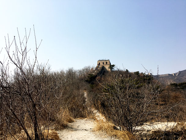 Walled Village to Huanghuacheng Great Wall, 2018/03/10 photo #29