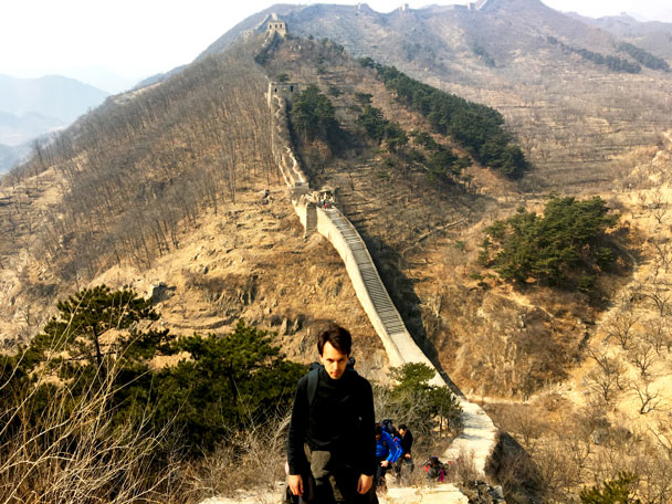 Walled Village to Huanghuacheng Great Wall, 2018/03/10 photo #34