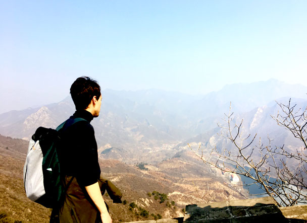 Walled Village to Huanghuacheng Great Wall, 2018/03/10 photo #35