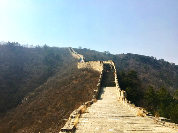Walled Village to Huanghuacheng Great Wall, 2018/03/10 photo #40