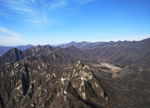 Jiankou to Mutianyu Great Wall, 2018/03/15 photo #2