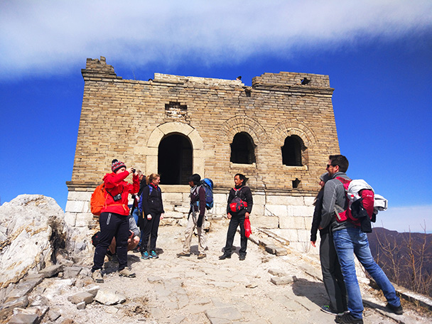 Jiankou to Mutianyu Great Wall, 2018/03/15 photo #5
