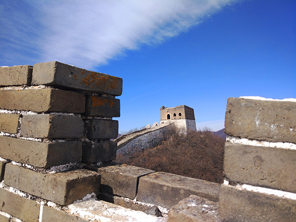 Jiankou to Mutianyu Great Wall, 2018/03/15 photo #6