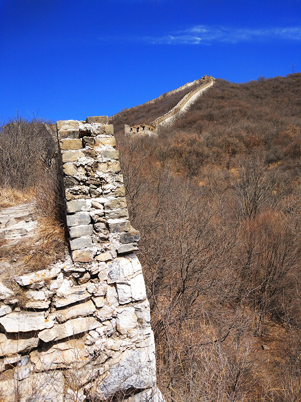 Jiankou to Mutianyu Great Wall, 2018/03/15 photo #8