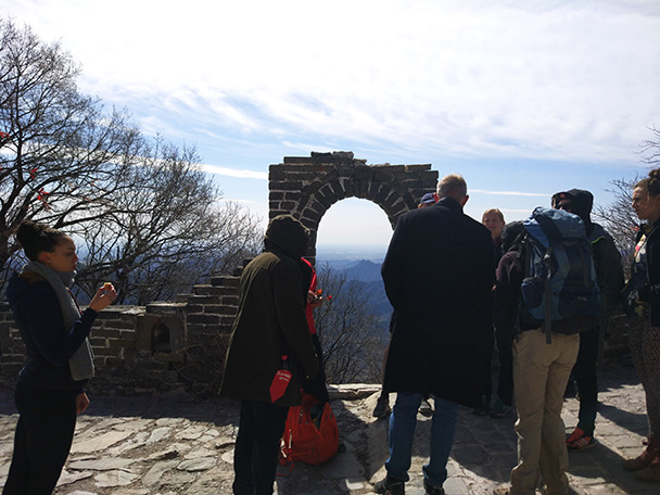 Jiankou to Mutianyu Great Wall, 2018/03/15 photo #11