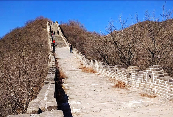 Jiankou to Mutianyu Great Wall, 2018/03/15 photo #17