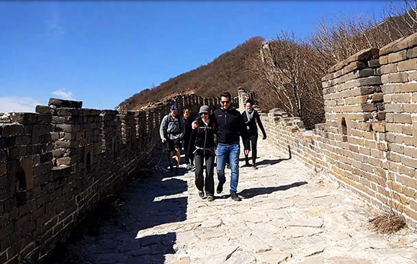 Jiankou to Mutianyu Great Wall, 2018/03/15 photo #19