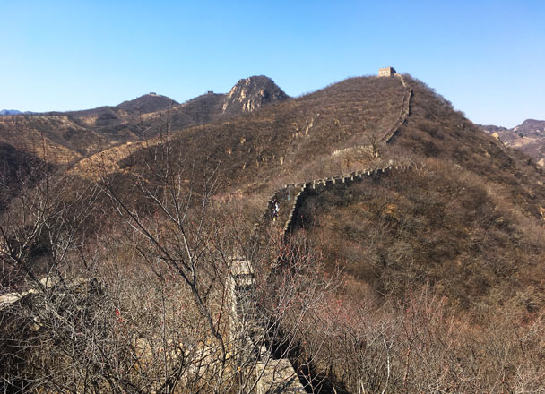 Longquanyu Great Wall to the Little West Lake, 2018/03/25 photo #19