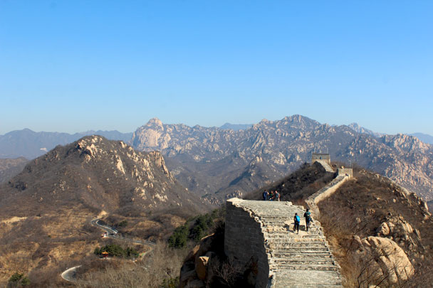 Longquanyu Great Wall to the Little West Lake, 2018/03/25 photo #20