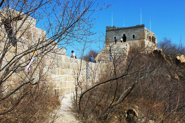 Longquanyu Great Wall to the Little West Lake, 2018/03/25 photo #21