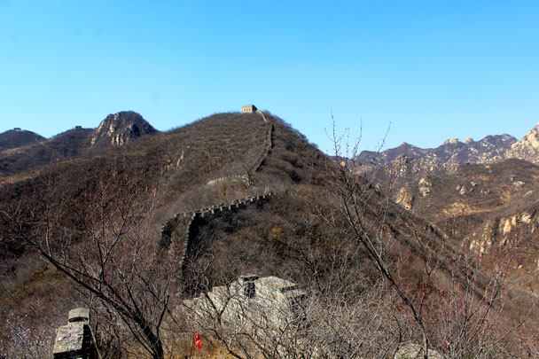 Longquanyu Great Wall to the Little West Lake, 2018/03/25 photo #26