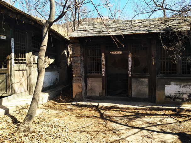 Tanzhe Temple and the Abandoned Village, 2018/03/25 photo #10