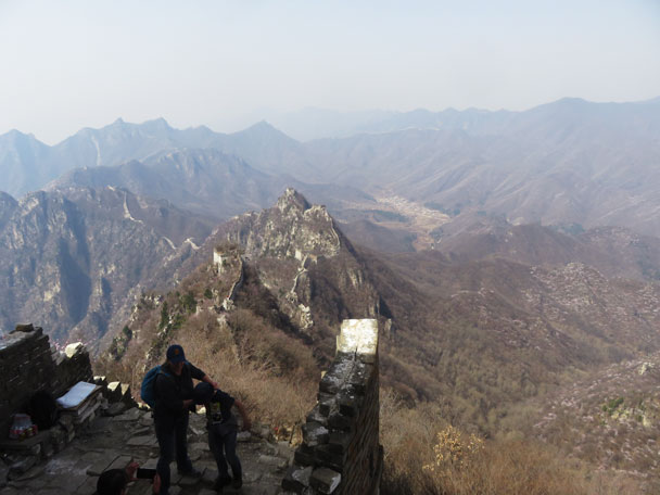 Jiankou to Mutianyu Great Wall, 2018/03/31 photo #7