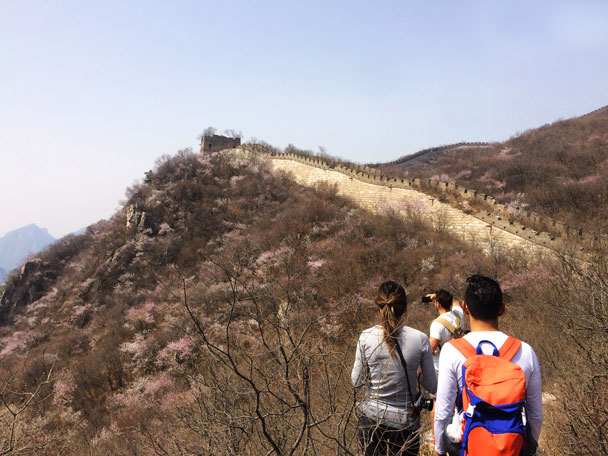 Jiankou to Mutianyu Great Wall, 2018/03/31 photo #12