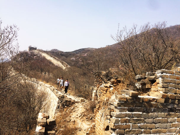 Jiankou to Mutianyu Great Wall, 2018/03/31 photo #13
