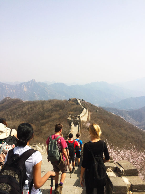 Jiankou to Mutianyu Great Wall, 2018/03/31 photo #14